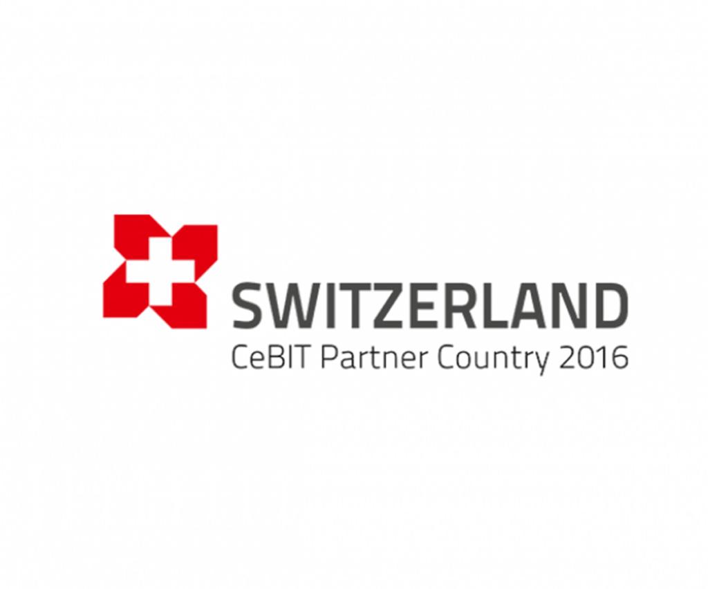 Swiss CeBit Partner Country Logo