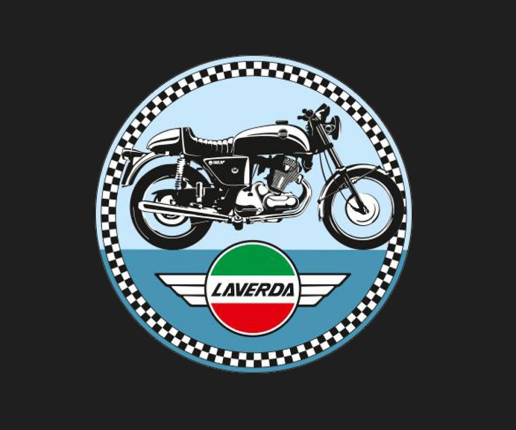 Laverda | Vintage Sign